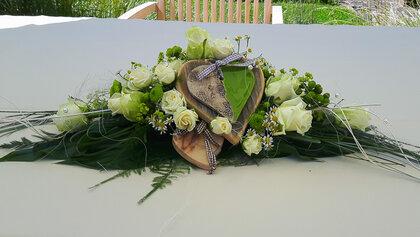 Hochzeitsfloristik von Blumen Kreativ